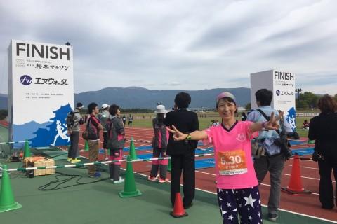 まだ間に合う!松本・榛名湖 マラソン・南房総ハーフや10km5kmにも効く練習会