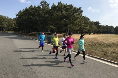 【月1定期開催】【マラソン対策】RunField葛西練習会(2018年7月開催分)