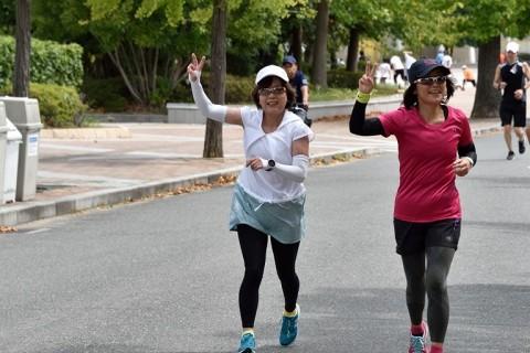 2018チャレンジマラソン練習生募集(秋マラソンに向けて)