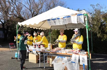 【12/15(日)開催】伊勢の森トレイルランニングレースボランティア募集