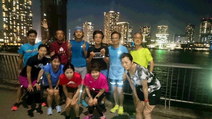 ランステ公認練習会:伴野コーチの「皇居3周 ビルドアップ走」(キロ6分~) 9月
