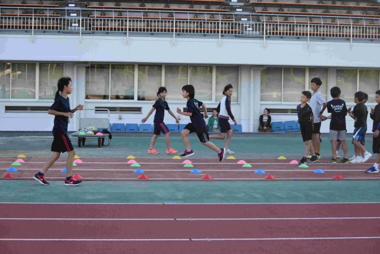 6.8【おのみち陸上教室】陸上競技イベント