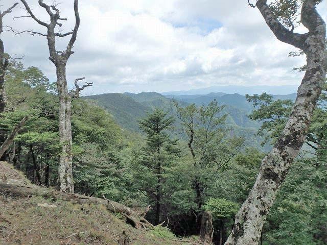 ≪ランde観光山学部≫[奈良]オフトレイルの台高を行く!【上級】 スピードハイク