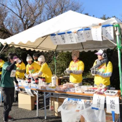 【12/16(日)開催】伊勢の森トレイルランニングレースボランティア募集