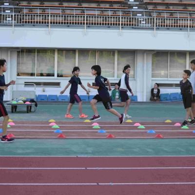 10.22【えきや陸上教室:基礎】初心者向け陸上競技教室