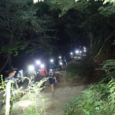 【平日:8月21日(火)】FTR100&FT50夜間試走セミナー:正丸→フィニッシュ(秩父)