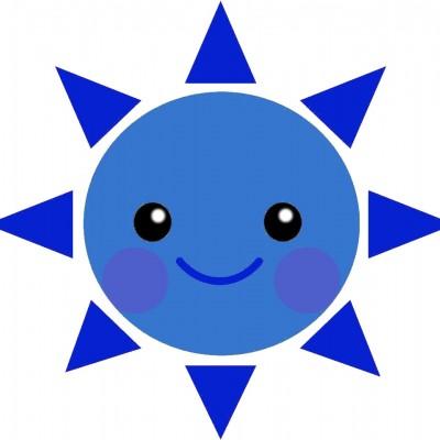 BLUE SUNランラン部さん