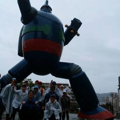 ランステ:「神戸M」コース試走街ラン 42km(1)