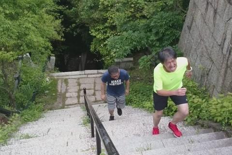 【9月22日(土)】摩耶山de階段ダッシュ!パワー&持久力を徹底的に鍛える会2018