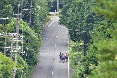 9/6(日曜)布目・大和高原30キロLSD練習会
