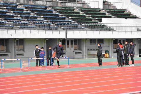 8.29【ジャンプクリニック】陸上競技:跳躍種目専門練習会