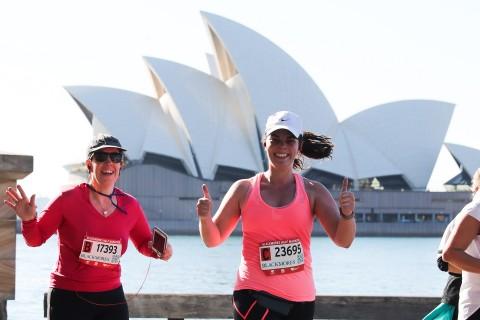 『シドニーマラソン2018』完走のための体幹エクササイズ&セミナー