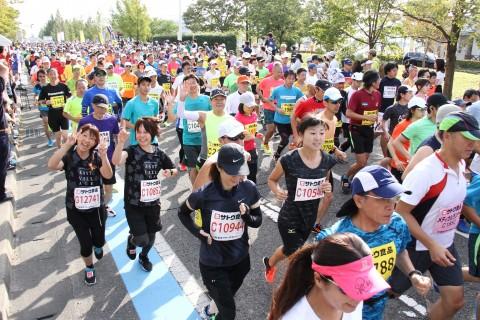 新潟シティマラソン2018チャリティーエントリー