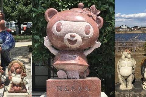 【群馬開催】分福茶釜のふるさとで縁起物のタヌキを探す城下町ロゲイニング!走ろうにっぽん