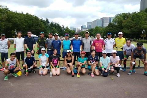 ランステ:唐澤コーチの「自己ベスト達成講座2020年」土曜日8月期 単発(5)