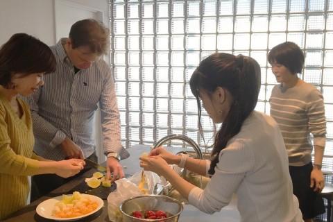 腸活!ダイエットスムージー教室 新宿代々木開催