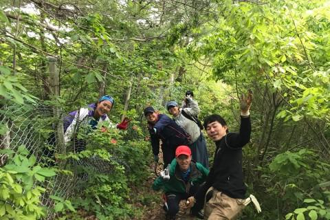 GLAMPiC Trail in Yamagata