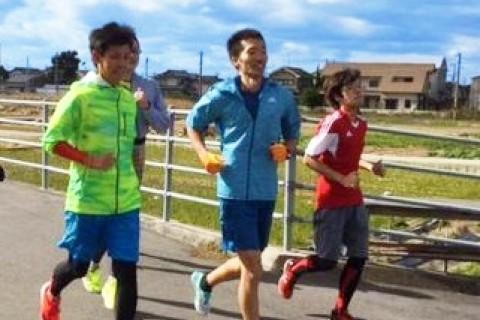 フルマラソン対策!! 20km走