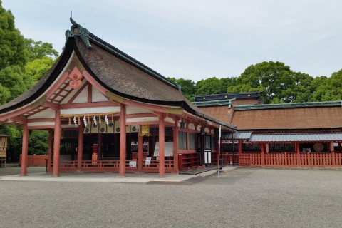 名古屋駅から津島神社まで