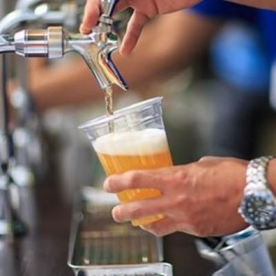 RUNとクラフトビールの相性は抜群ですネ