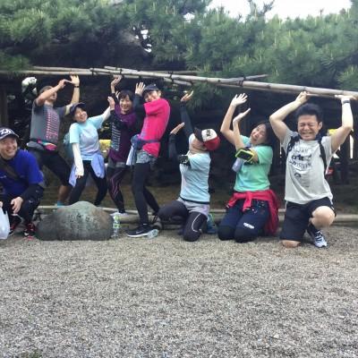 ジョイランホクリク 5th  ランで旅する 新湊・ロケ地めぐり 日本のベニスを巡る