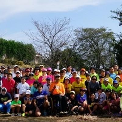 第12回ジョギングフェスティバル (子供のスポーツ支援チャリティラン)
