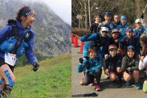100マイル完走攻略プログラム第4弾 丹羽薫 滋賀湖北トレイルキャンプ