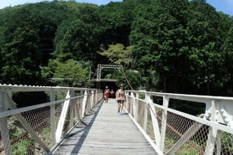 京都 嵐山とゆずの里 納涼 ちょこっとトレイルマラニック 約25km