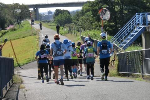 10/11(日) 第5回多摩川ロングスローチャレンジ20・30・42・55km