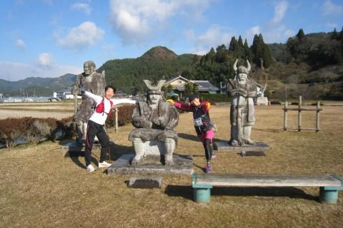 平山温泉マラニック30km