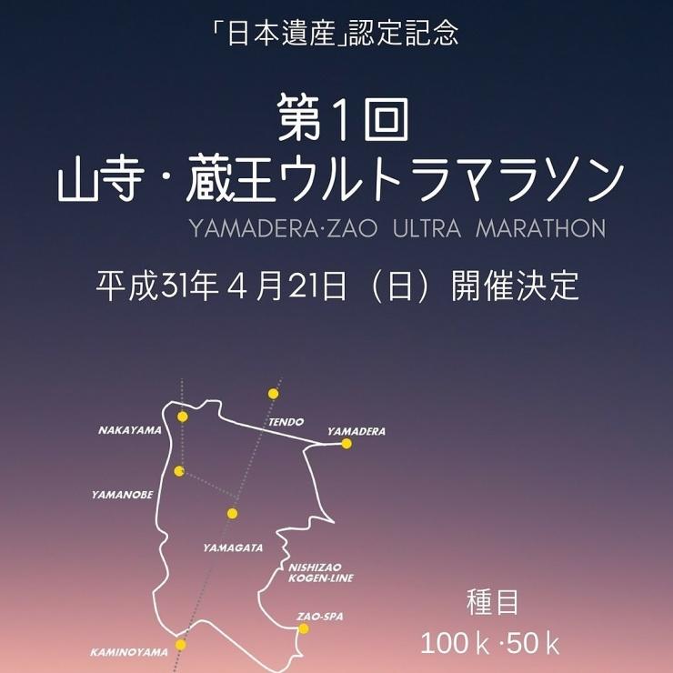 山寺蔵王ウルトラマラソン実行委員会