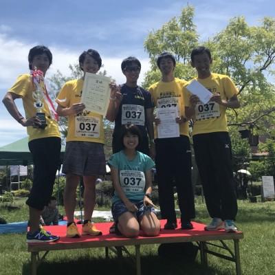 びわ湖リレーマラソンマラソン2018 優勝