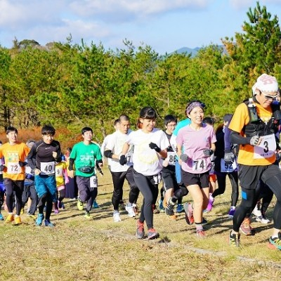 Trail Jamboree in 甫喜ヶ峰 2018