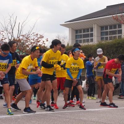 まいばら入江干拓マラソン 2018
