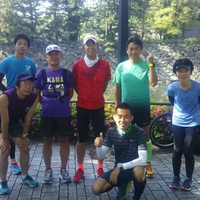 勝田 館山 京都前 皇居6周30キロ キロ5分40秒 1800円(手数料負担してます。)