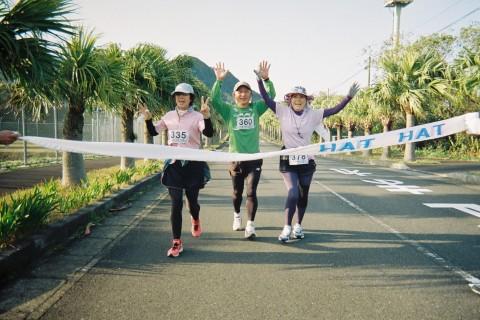 第11回八丈島一周&八丈富士エコ・ジャーニーマラソン