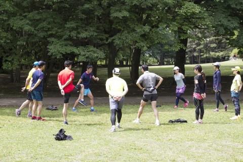 ★即効タイムUP! マラソン完走のための突貫対策練習会 ※初級~中級ランナー対象