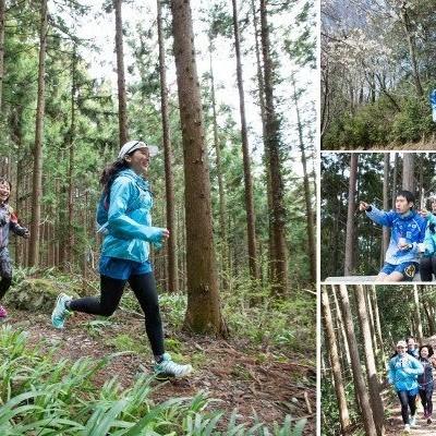 山を駆けぬけ風になる☆宇都宮森林公園~古賀志山トレイルランニング♪