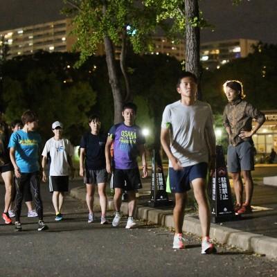 関西では毎週、夜の指導もやってます