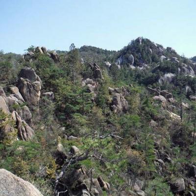 ≪ランde観光≫[滋賀]奇岩の...