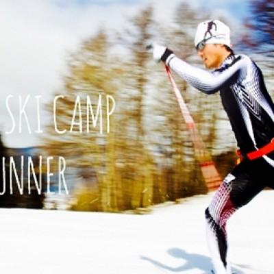 クロカンスキーキャンプClassical編 2 for Trail Runner