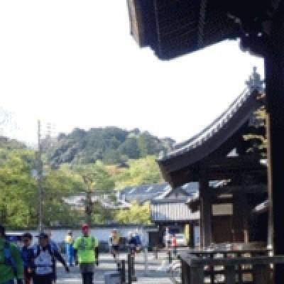 南禅寺附近