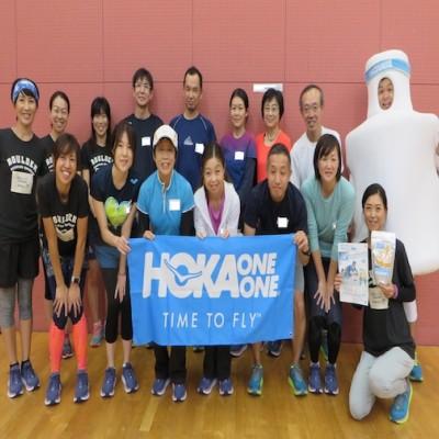 Rb:ビギナーマラソン完走塾・マラソン完走を目指すレッスン全5回:第2回11/3