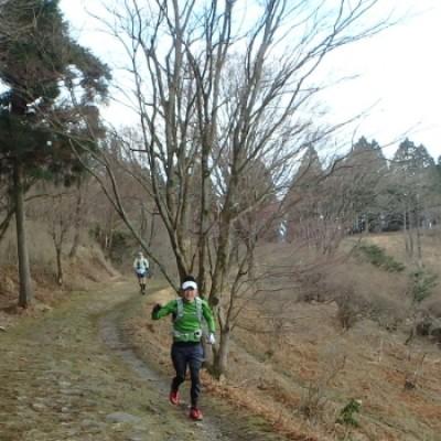 トレイル・マラニック 比叡山越え 約24㎞