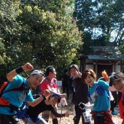 京都東山トレイル 比叡山越え 厳冬偏 約24km  (スパリゾート雄琴あがりゃんせ 入浴券付き)