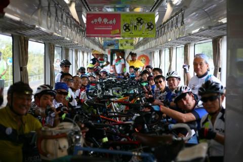 ツール・ド・香南トレイン 天候不良のため12/15に延期開催します!