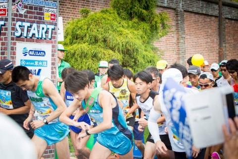 沖和彦の「30km以降の落ちを少なくするランニング指導&練習会@名城公園