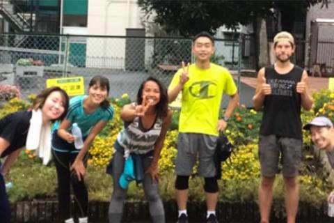 KANO River Running Club #23