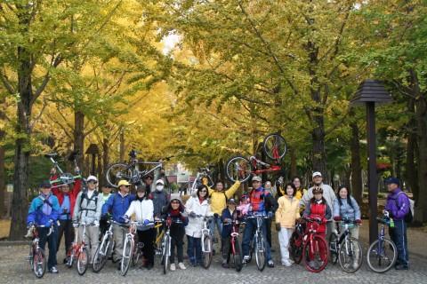 第12回HMB自転車散歩 つくばサイエンスシティサイクリング8  30km
