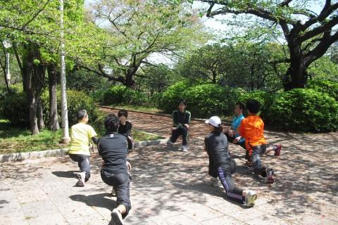 ジョギングインストラクター講座